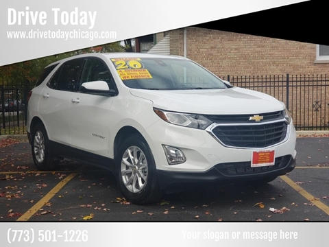 2020 Chevrolet Equinox for sale in Chicago, IL