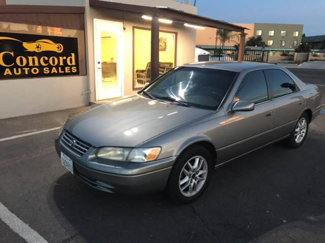 1997 toyota camry el cajon ca san diego california sedan vehicles for sale classified ads freeclassifieds com san diego free classifieds