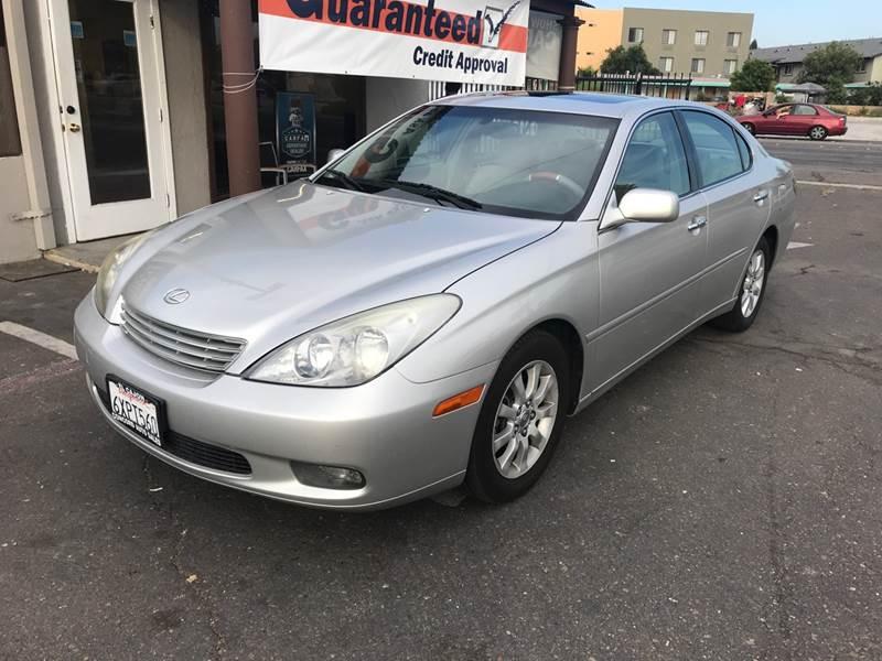 2002 Lexus ES 300 For Sale At Concord Auto Sales In El Cajon CA