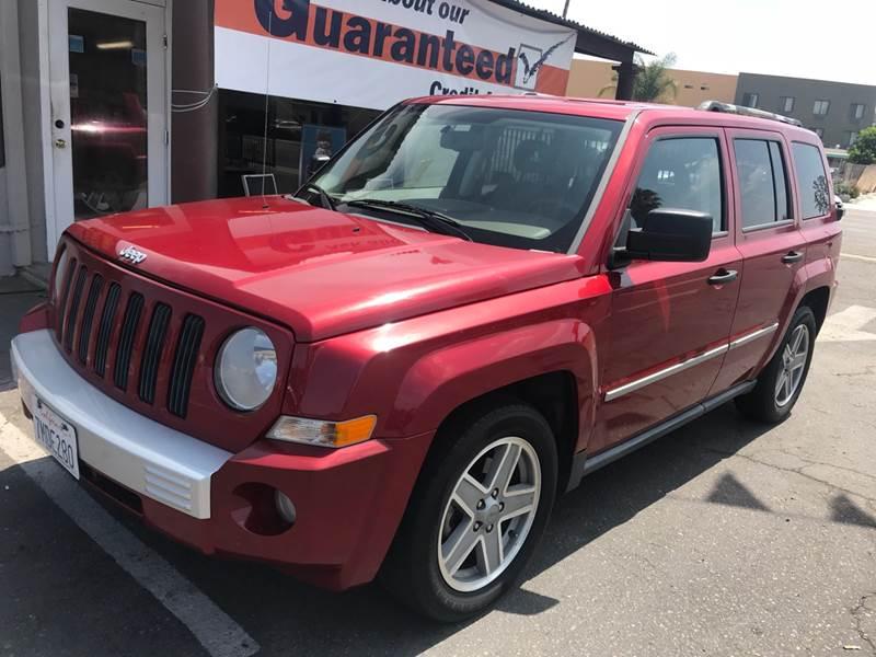 2008 Jeep Patriot For Sale At Concord Auto Sales In El Cajon CA