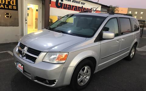 Dodge Grand Caravan For Sale in El Cajon, CA - Concord Auto Sales