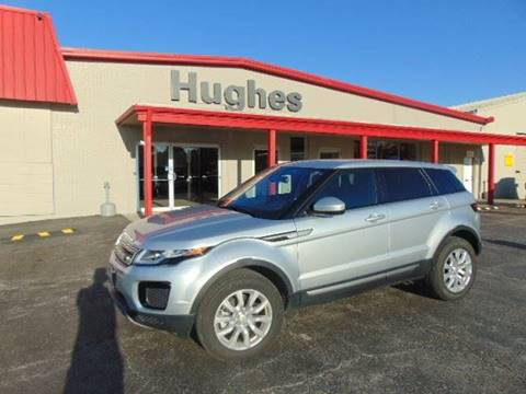 2018 Land Rover Range Rover Evoque for sale in Higginsville, MO