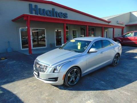 2016 Cadillac ATS for sale in Higginsville, MO