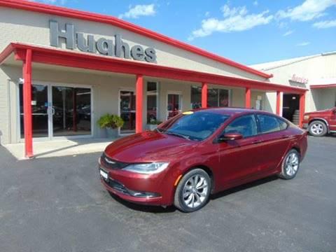 2016 Chrysler 200 for sale in Higginsville, MO