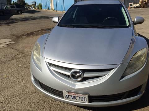 2009 Mazda MAZDA6 for sale at California Auto Deals in Sacramento CA