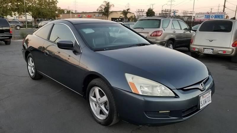 2004 Honda Accord For Sale At California Auto Deals In Sacramento CA