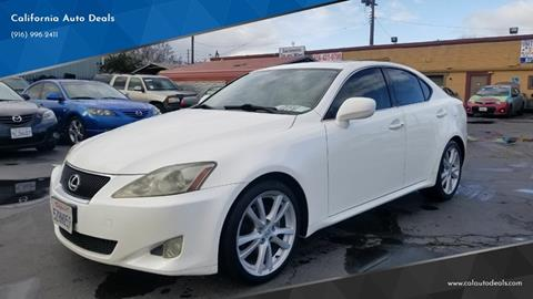 used lexus is 250 for sale - carsforsale®