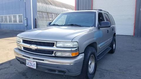 2000 Chevrolet Tahoe for sale in Sacramento, CA