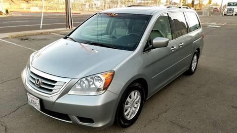 2009 Honda Odyssey for sale in Sacramento, CA