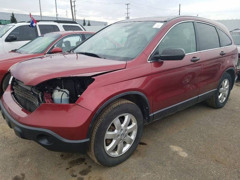2007 Honda CR-V for sale at WELLER BUDGET LOT in Grand Rapids MI