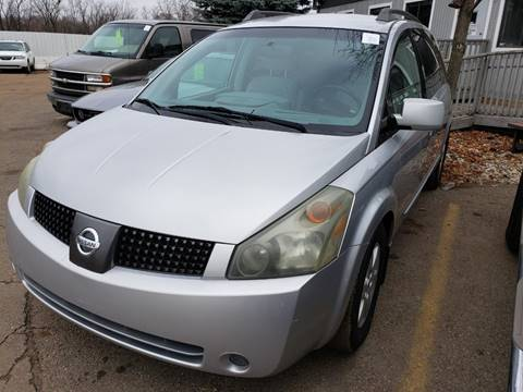 Nissan Quest For Sale In Grand Rapids Mi Weller Budget Lot
