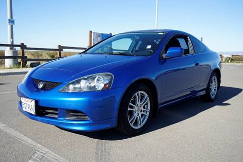 2006 Acura RSX for sale at Sports Plus Motor Group LLC in Sunnyvale CA