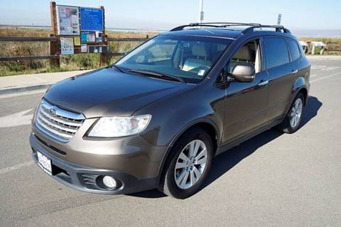 2008 Subaru Tribeca for sale at Sports Plus Motor Group LLC in Sunnyvale CA
