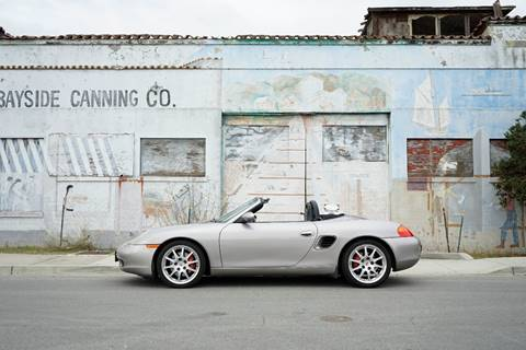 2002 Porsche Boxster for sale at Sports Plus Motor Group LLC in Sunnyvale CA