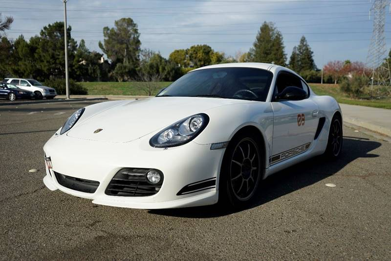 2012 Porsche Cayman for sale at Sports Plus Motor Group LLC in Sunnyvale CA