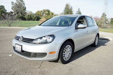 2010 Volkswagen Golf for sale at Sports Plus Motor Group LLC in Sunnyvale CA