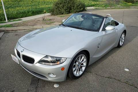 2005 BMW Z4 for sale at Sports Plus Motor Group LLC in Sunnyvale CA