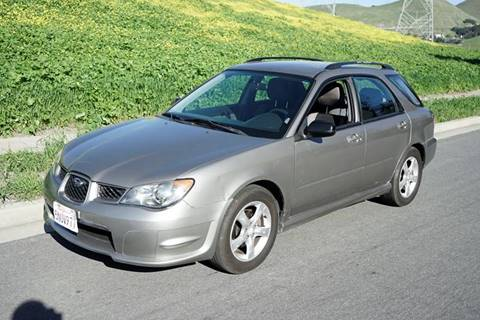 2006 Subaru Impreza for sale at Sports Plus Motor Group LLC in Sunnyvale CA