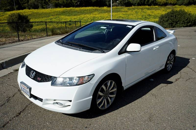 2009 honda civic si in newark ca sports plus motor group. Black Bedroom Furniture Sets. Home Design Ideas