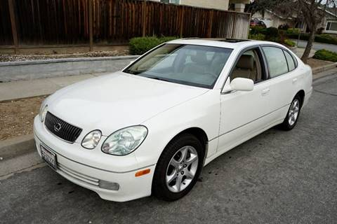 2004 Lexus GS 300 for sale at Sports Plus Motor Group LLC in Sunnyvale CA