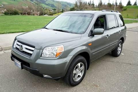 2008 Honda Pilot for sale at Sports Plus Motor Group LLC in Sunnyvale CA
