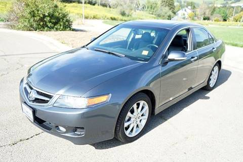 2007 Acura TSX for sale at Sports Plus Motor Group LLC in Sunnyvale CA