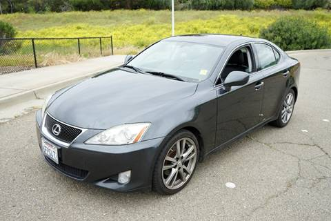 2008 Lexus IS 250 for sale at Sports Plus Motor Group LLC in Sunnyvale CA