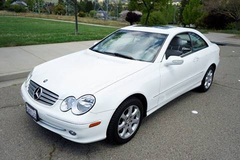 2004 Mercedes-Benz CLK for sale at Sports Plus Motor Group LLC in Sunnyvale CA