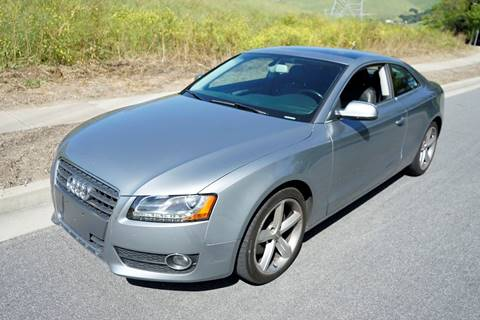 2010 Audi A5 for sale at Sports Plus Motor Group LLC in Sunnyvale CA