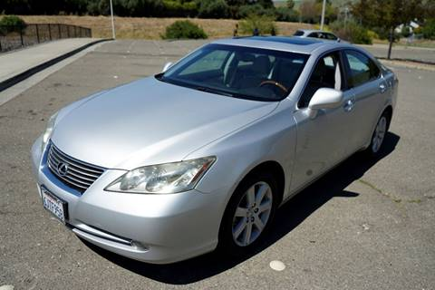 2007 Lexus ES 350 for sale at Sports Plus Motor Group LLC in Sunnyvale CA
