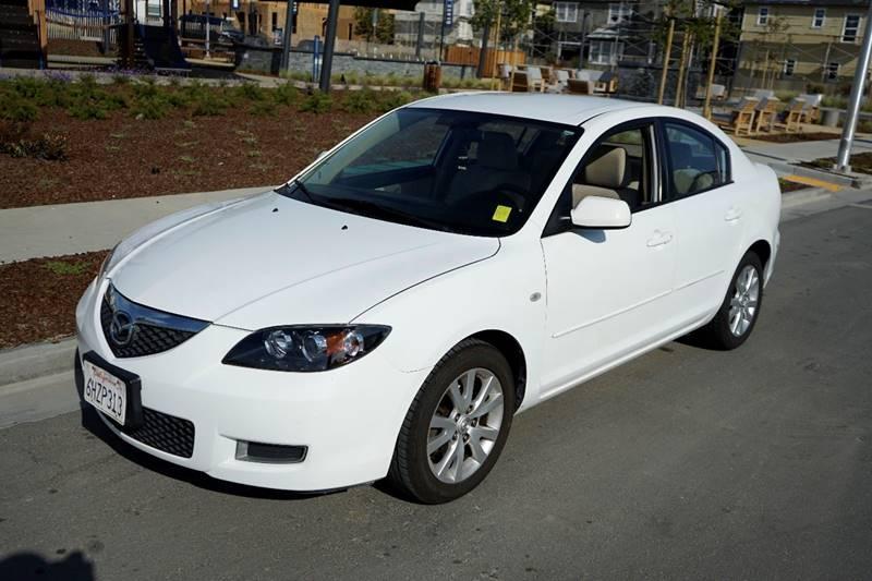 2008 Mazda MAZDA3 for sale at Sports Plus Motor Group LLC in Sunnyvale CA