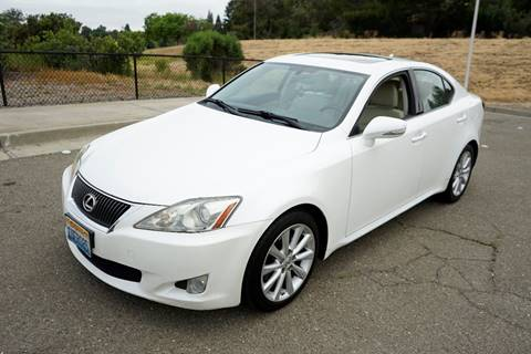 2009 Lexus IS 250 for sale at Sports Plus Motor Group LLC in Sunnyvale CA