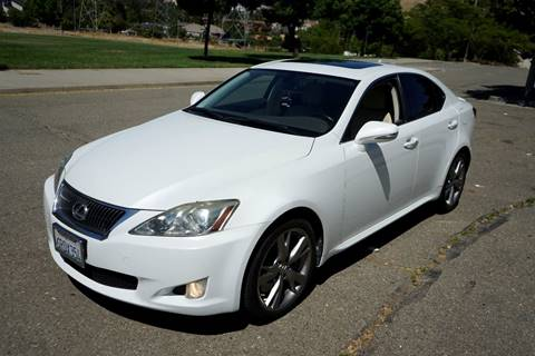2010 Lexus IS 350 for sale at Sports Plus Motor Group LLC in Sunnyvale CA