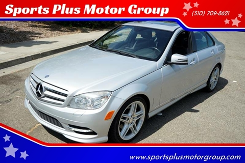 2011 Mercedes-Benz C-Class for sale at Sports Plus Motor Group LLC in Sunnyvale CA