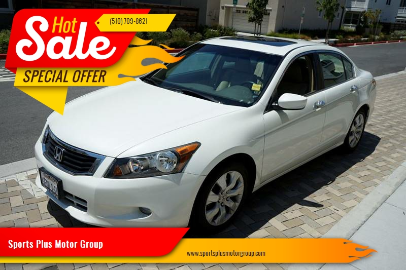 2009 Honda Accord for sale at Sports Plus Motor Group LLC in Sunnyvale CA