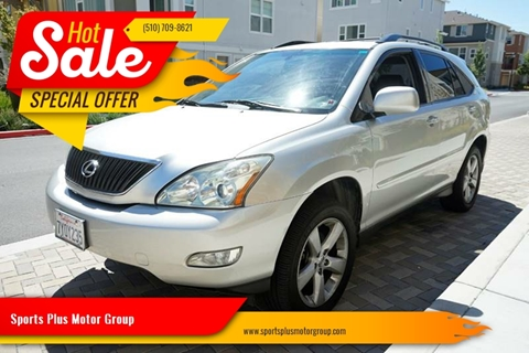 2005 Lexus RX 330 for sale at Sports Plus Motor Group LLC in Sunnyvale CA