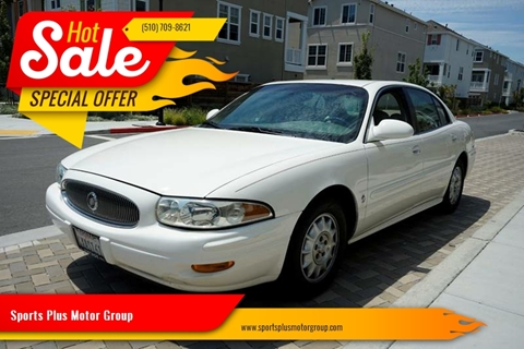 2002 Buick LeSabre for sale at Sports Plus Motor Group LLC in Sunnyvale CA