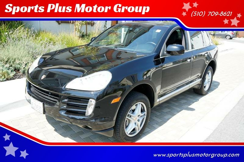 2009 Porsche Cayenne for sale at Sports Plus Motor Group LLC in Sunnyvale CA