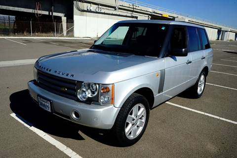 2005 Range Rover For Sale >> 2005 Land Rover Range Rover For Sale In Newark Ca