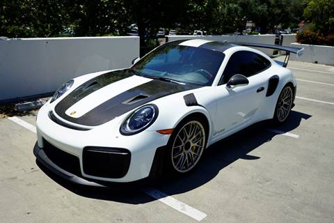 2018 Porsche 911 for sale in Newark, CA
