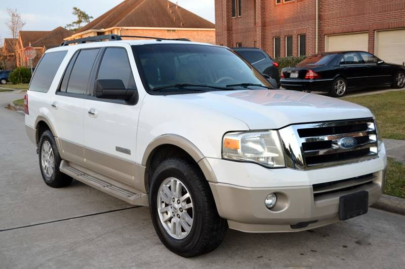 2007 ford expedition eddie bauer in houston tx - daily autos
