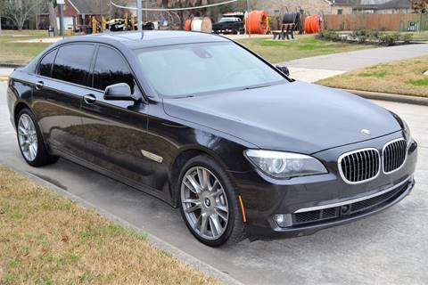 BMW Series For Sale Carsforsalecom - 2010 bmw 745li