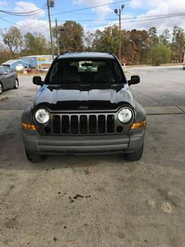 2006 Jeep Liberty for sale in Steele, AL