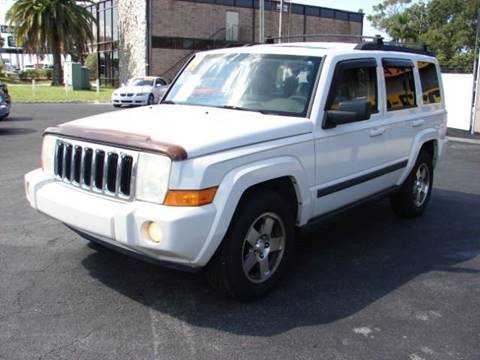 2009 Jeep Commander for sale in New Port Richey, FL