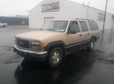 1993 GMC Suburban for sale in Appleton, WI