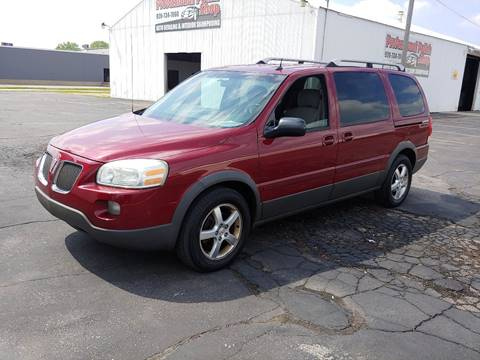 2005 Pontiac Montana SV6 for sale in Appleton, WI