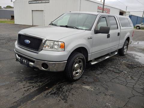 2008 Ford F-150 XLT for sale at Car City in Appleton WI