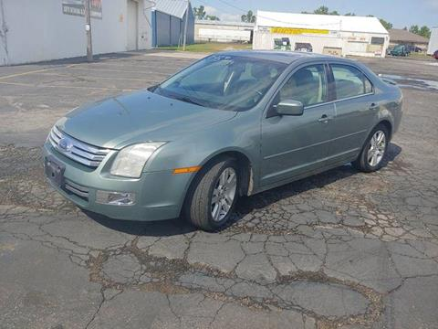 2006 Ford Fusion V6 SEL for sale at Car City in Appleton WI