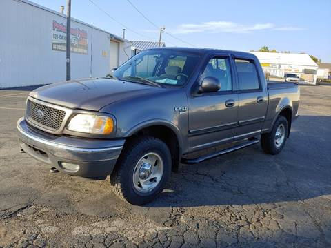 2003 Ford F-150 XLT for sale at Car City in Appleton WI