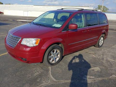 2009 Chrysler Town and Country Touring for sale at Car City in Appleton WI